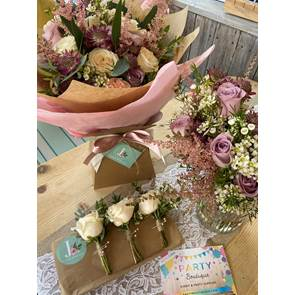 view Petals & Posies products