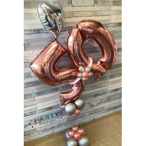 view Milestone Birthday Balloons products