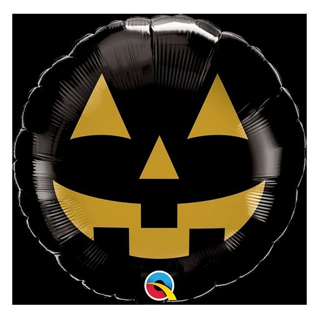 Jack Face Foil Balloon 18 inch Round