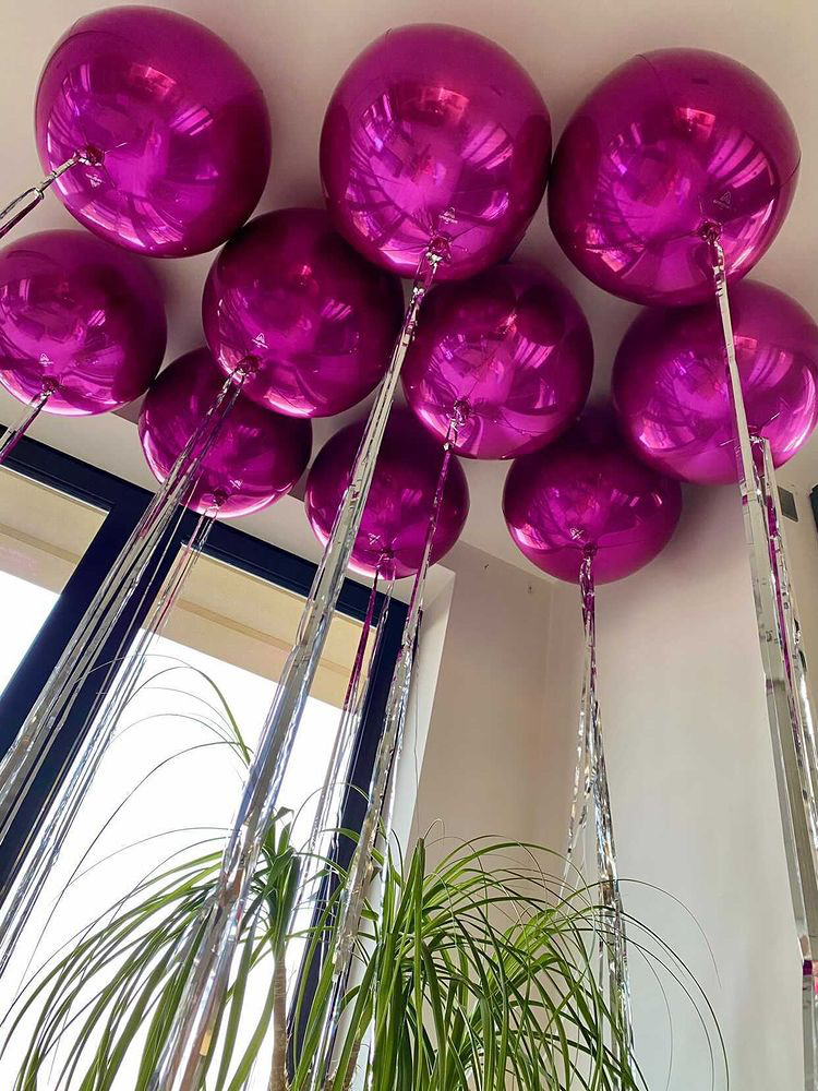 Ceiling Balloons
