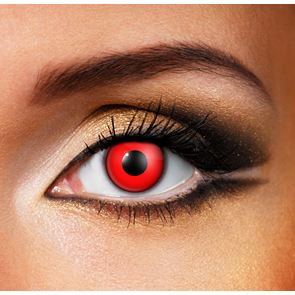 Red Cosmetic Eye Accessory - (Store collection only)