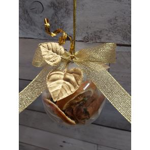 Mulled Cider Bauble - 8cms