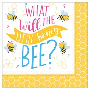 What Will It Bee Napkins
