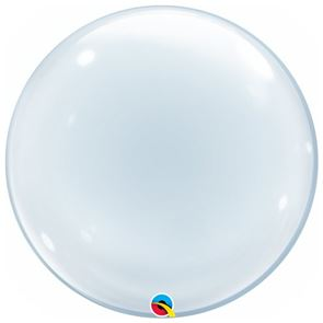 Clear Balloon Bubble - 20 inch (Supplied unfilled)