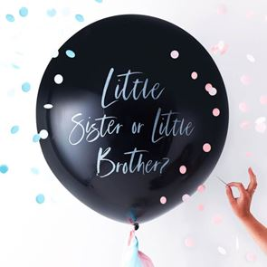 "36"" Latex Balloon - Gender Reveal"