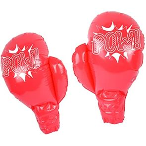 Inflatable Boxing Gloves - 39cms
