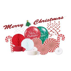 Red & White Christmas Party Pack