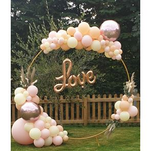 Balloon Hoop Hire
